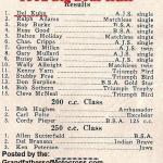 1952 a9 BB race Del Kuhn won