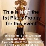 samle trophy