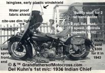 1943 03b Indian Chief 1936, specs.