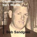 1958 5-0 a12 Catalina winner, Bob Sandgren