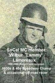 Lammy Lamoreaux, SoCal MC