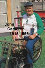Cameron, John life, 1915-1996 the Real Wild Ones