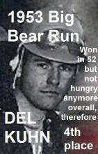 Kuhn, Del (AMA) 1953 Big Bear, 4th