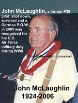 McLaughlin, John a5 1924-2006 a WWII veteran, great motorcycle rider & a great friend