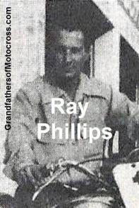 Phillips, Ray 1950 Greenhorn Class A 5th place