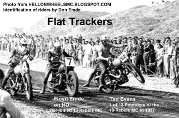 00 Flat Trackers, Floyd Emde & Ted Evans, unk date or location, possibly Riverside or Costa Mesa