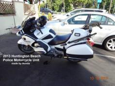 1940s not, but 2013 Huntington Beach police motorcycle