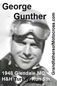 1948 12-19 a11 George Gunther 5th, in Glendale MC H&H TURKEY RUN