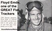 1948 Daytona Champ Floyd EMDE took honors back to Cal. 1939 Campanale won in 1939