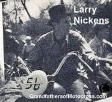 1949 3-20 a21 Larry Nickens,ENGLISH TRIALS, Royal Riders at Lakeland Park