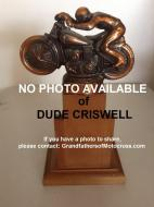 1949 6-0dd DUDE CRISWELL 3rd in 1949 Seacoast H&H, no photo