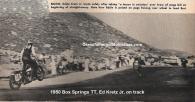 1950 4-2 a8 Box Springs TT, Ed Kretz Jr.