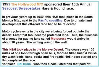 1951 4-15 a4 10th Annual Seacoast course description & relocation