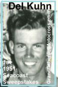 1951 4-15 a8b Del Kuhn, fair haired lad from Long Beach way wins 10th Annual Seacoast