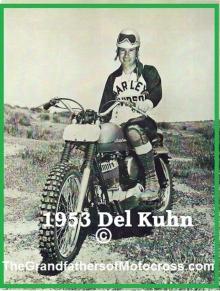1953 2-1M 1st Cactus H&H, Del Kuhn on HD K