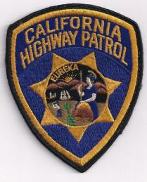 1953 5-0p1a This new CHP patch poss. adopted 1949