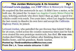 c13 The Jordan Motorcycle & LeGrand Jordan life