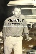 1992 4-25 a36 Bombers Dinner, 1953 CACTUS DERBY Howseman, Charles Chuck BUD in 1955