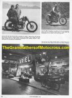 2015 5-0 pg 5g but 1965 Ariel cycle story author Cal Brown