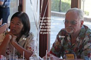 Bruce & Pat