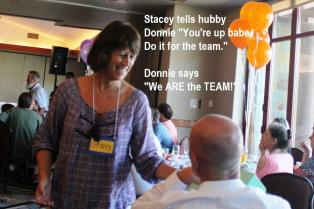 Stacey & Donnie