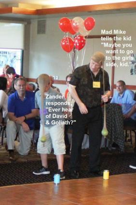 Zander & Mad Mike