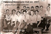 1930s a3 PMC member meeting, see boots, only 1 cuffed jeans.