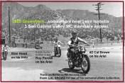 1955 a9a Greenhorn, Cal Brown, Roy Percell, Stan Hood, all SGVMC