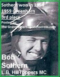 1959 Greenhorn a11 LB Hilltopper, Bob Sothern wins 3rd