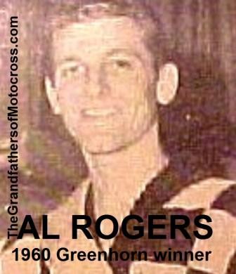 1960 Greenhorn 1a winner Al Rogers, of Checkers MC z
