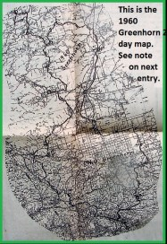 1960 Greenhorn r3 route map