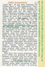 1962 Greenhorn b2 Max Bubeck