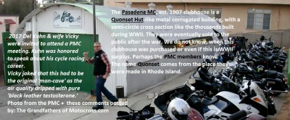 2017 3-13 a3 PMC clubhouse still has its timeless biker rugged look - Copy