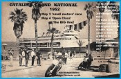 1952 Catalina a3 shows ferry boat, Hal Lingard & Richard Halsey