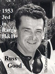 1953 11-a9 Rams H&H 3rd place, Hilltoppers Good, Russ