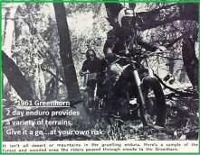 1961 Greenhorn 12 forest & woods