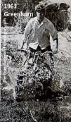 1961 Greenhorn 14 Ray Heron of Prospector MC rides thru water
