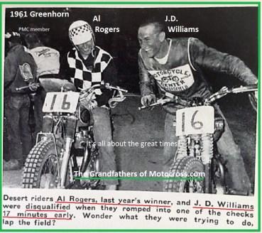 1961 Greenhorn 23