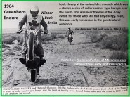1964 Greenhorn z11 Shamrocks MC Buck Smith & Jim Brunson