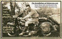 1964 Greenhorn z23 Lin Kuchler Linton AMA 2003 executive sec..
