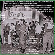 1964 Greenhorn z60 PMC & Dick Smith