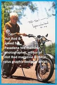 1965 a29 Greenhorn Lynn Wineland on Tri. 2004 to Del Kuhn