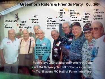 1965 a31 Greenhorn winners party, author Lynn Wineland