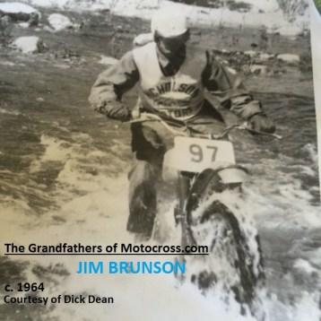 1965 b2 Greenhorn winner Jim Brunson 1964 from D. Dean
