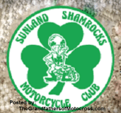 1966 r40b Greenhorn Shamrocks MC team won