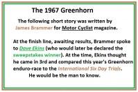 1967 B1 Greenhorn