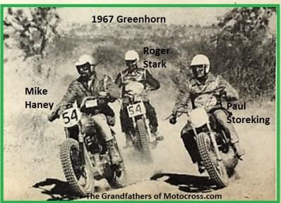 1967 B24 Greenhorn Mike Haney, Roger Stark, Paul Storeking