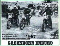 1967 C3 Greenhorn Dave Ekins wins