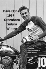 1967 a1 Greenhorn winner Dave Ekins