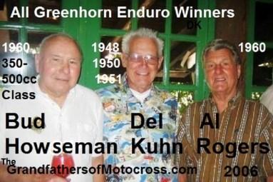 1968 s17 ex Greenhorn Al Rogers, B. Howesman & D. Kuhn 2006